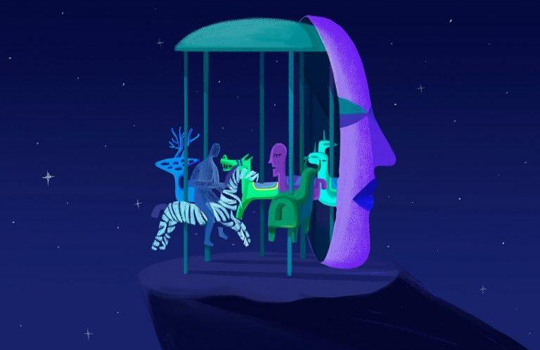 Dreaming: Animated Short by Wang Wei-Shen