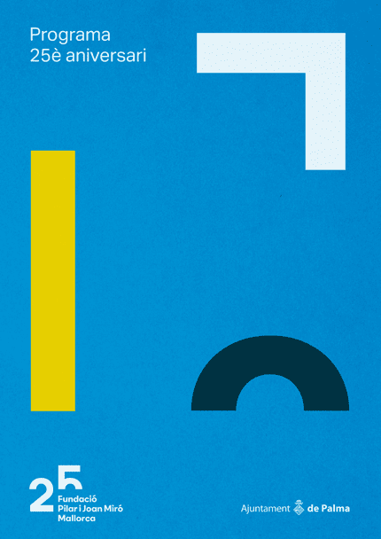 "domoa: DOMO—A + Gris. Carefull Design25th anniversary ""Miró…"