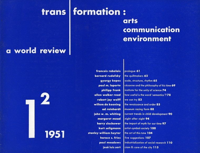 garadinervi: «Trans/formation» – arts, communication,…