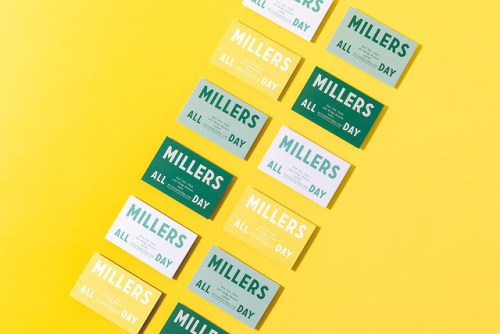 "Brand Identity for Millers by Outline""Millers is a…"