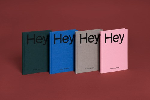 Hey: Design & Illustration BookOne of the most innovative…