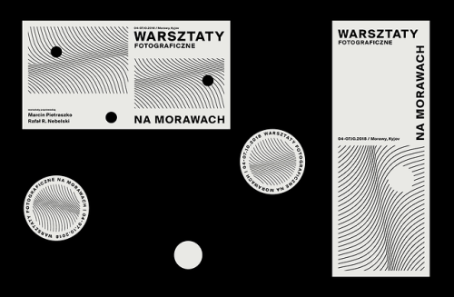 photo workshops in Moravia visual identity _   graphic…