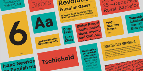 Steradian, new font release! We are glad to introduce Steradian,…
