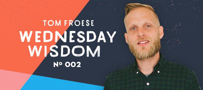 The Empowered Creative | Wednesday Wisdom No. 002