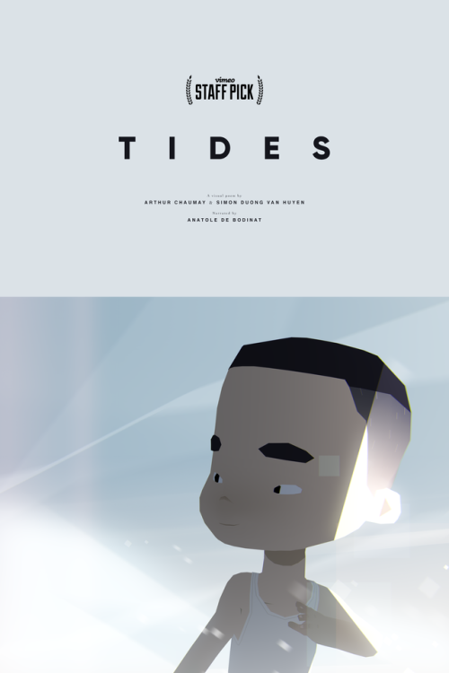 """This poster was made for a Gobelins animated short film """"…"""