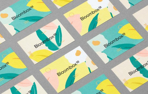Visual Identity & Packaging for Bloombox by Roser…